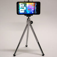 Dp 2in1 Cell Phone Mini Tripod For Straight Talk Zte Solar Allstar Unico Smart