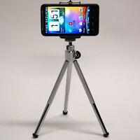 Dp 2in1 Cell Phone Mini Tripod For Straight Talk Zte Solar Allstar Unico Smart