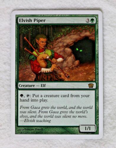 Elvish Piper - 8th Edition - Minty Fresh - MTG Magic the Gathering