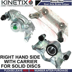 FOR LEXUS IS200D IS220D IS250 REAR RIGHT HAND BRAKE CALIPER VENTED DISCS NEW