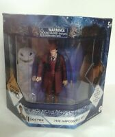 Doctor Dr Who The Impossible Figure Set Sealed Mint