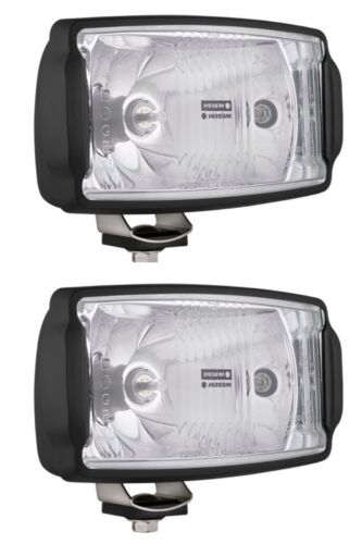 2x faros a distancia con luz de posición h3 halógenas adicional faros 12v 24v camión
