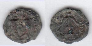 Judea-Herodian-Herod-I-40-4BC-AE-Prutah-Lovely-Lindo-Aprox-1-16-G-Aprox-13MM
