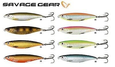 Savage Gear 3d Horny Herring Fishing Lure 8-10 cm//13-23 g Various Colours