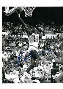 Autographs-original Sports Mem, Cards & Fan Shop Friendly Tyrone Corbin Auto Autographed 8x10 Photo Signed W/coa Proof Phoenix Suns