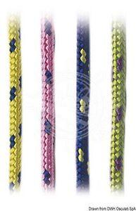 Osculati Polypropylene Braid Bright Colours Yellow 12 mm