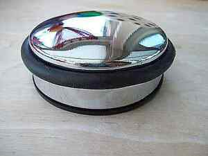 Image Is Loading 1 2kg HEAVY DUTY POLISHED CHROME FLOOR DOME