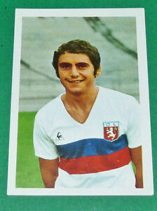 DOMENECH AGEDUCATIFS PANINI FOOTBALL 1970-1971 OLYMPIQUE LYON OL GERLAND 82 R