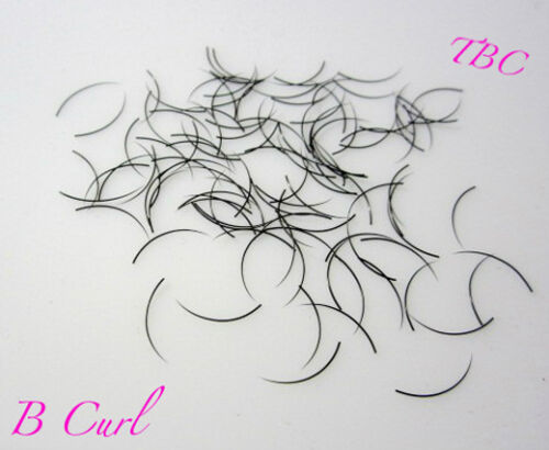 Softer Eyelash Extension Exquisite Silk Loose Lashes B Curl .20mm Flexible