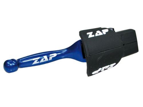 ZAP Flex Handbremshebel blau passend für Honda CRF 250 450 ab Bj 07