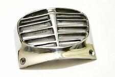 Lambretta LI Series 3 Alloy Polished Horn Cast Grill GEc