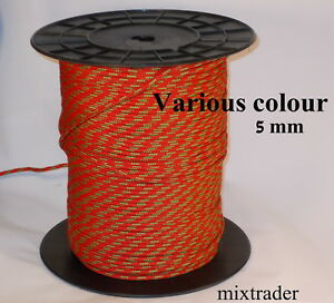 Poly-Rope-Cord-Tie-Washing-Clothes-Line-Pulley-Sailing-Boating-Climbing-Yacht