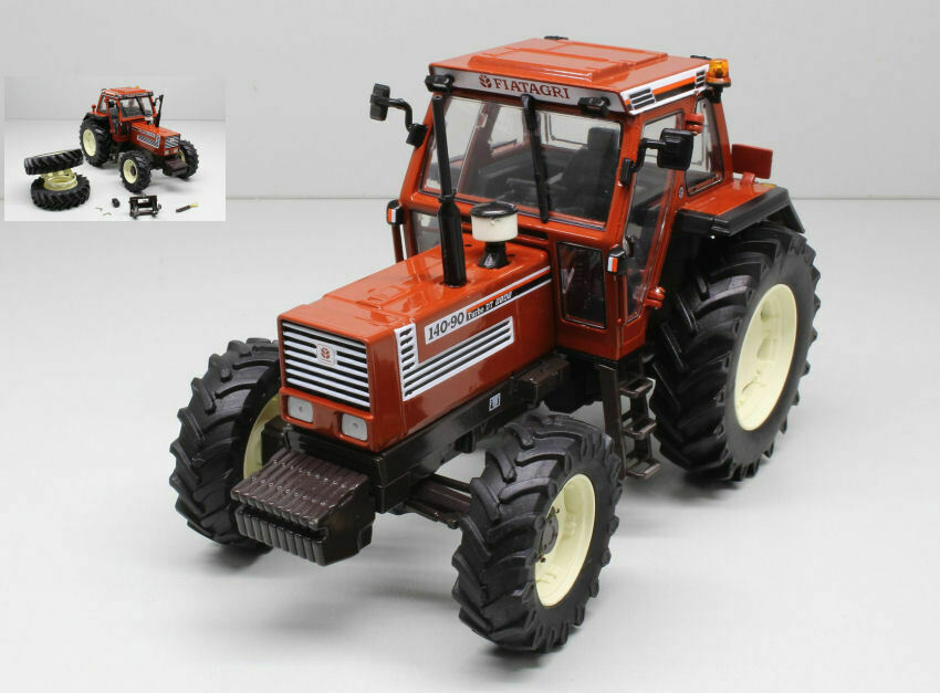 Fiat 1490 90 DW Tractor 1 32 Model REPLICAGRI