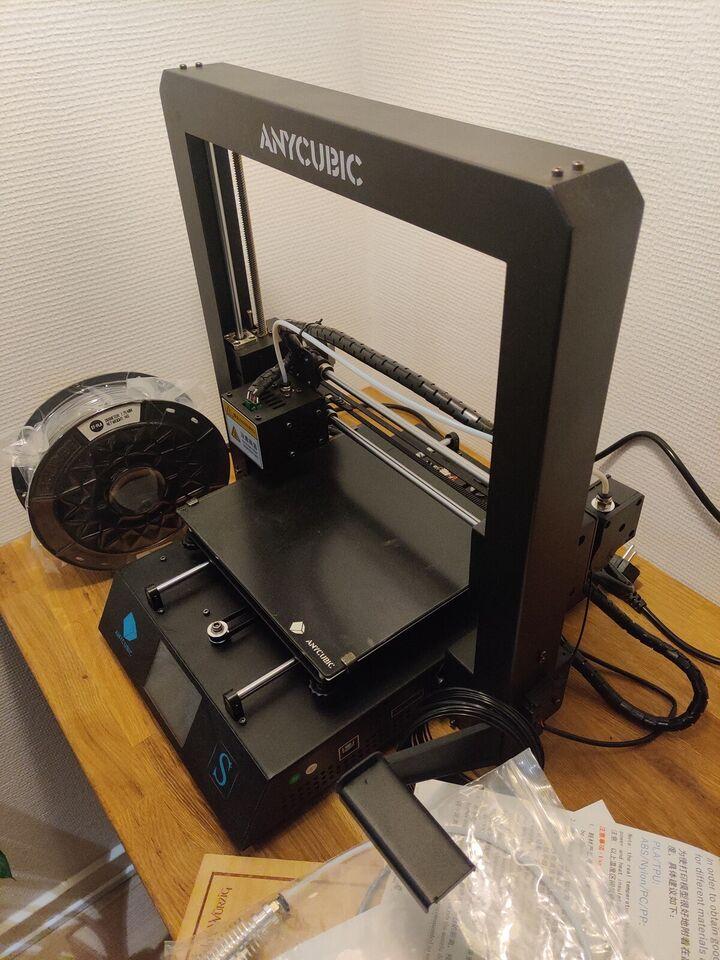3D Printer, Anycubic, Mega S