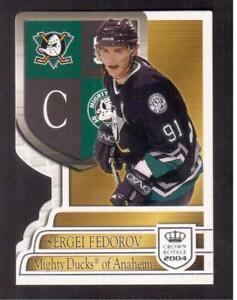 2003-04-CROWN-ROYALE-1-SERGEI-FEDOROV