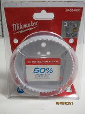 Milwaukee 49 56 0193 Hole Saw 3 12 Bm 46t