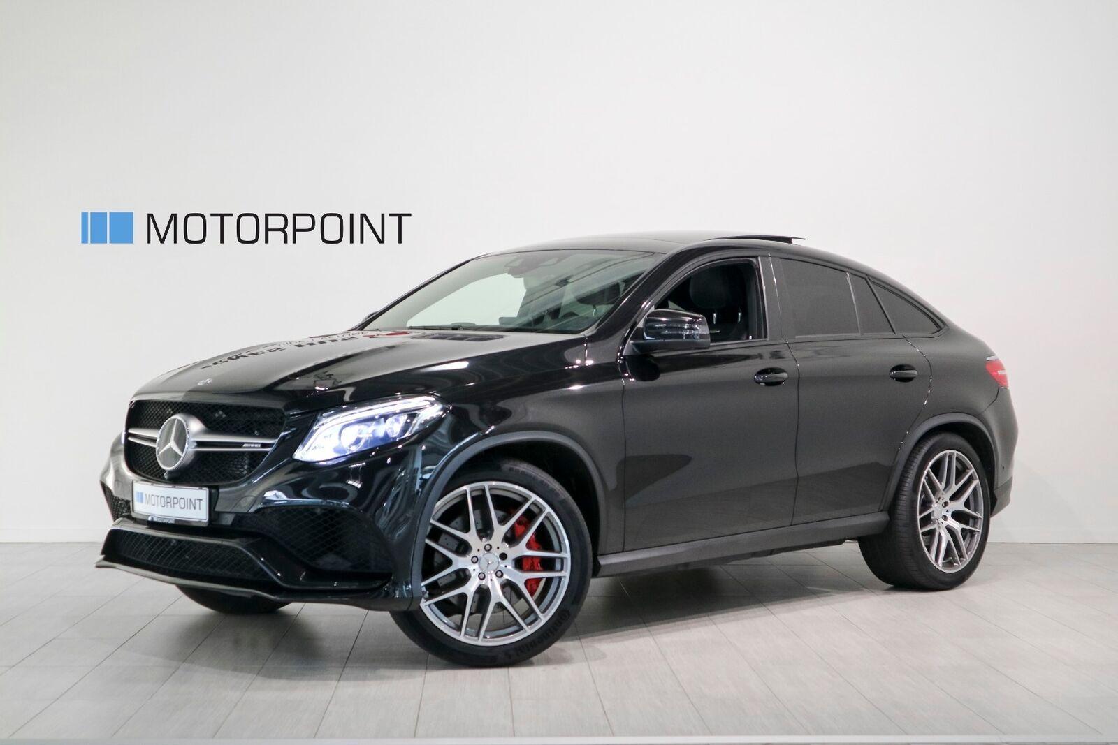 Mercedes GLE63 5,5 AMG S Coupé aut. 4-M 5d
