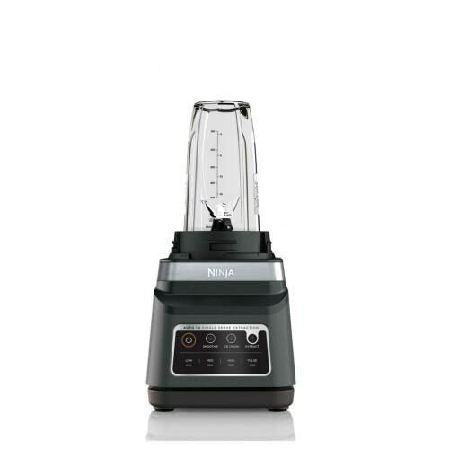 Ninja Professional Plus Blender DUO with Auto-iQ 1400 W BN751 Black//Silver New