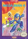 Mega Man 4 (Nintendo Entertainment System, 1992)