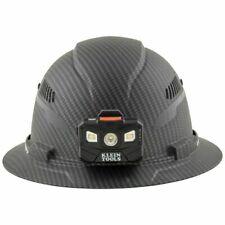 Klein Tools 60347 Hard Hat Premium Karbn Vented Full Brim Class C