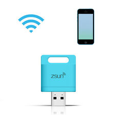 Wifi Wireless Card Reader for Micro SD SDHC TF Storage for iOS Android Windows