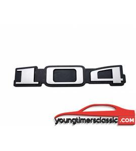 Monogramme-Peugeot-104-logo-GRIS