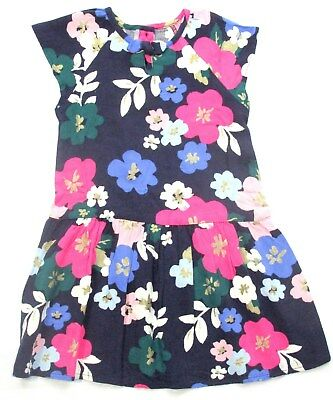 NWT Gymboree READY JET GO sz 3T or 4T Floral Corduroy Dress NEW