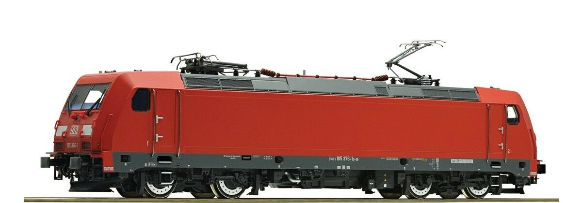 ROCO HO 79672 AC-elektrolokomotive BR 185.2, DB AG, Digital 3 capo Merce Nuova