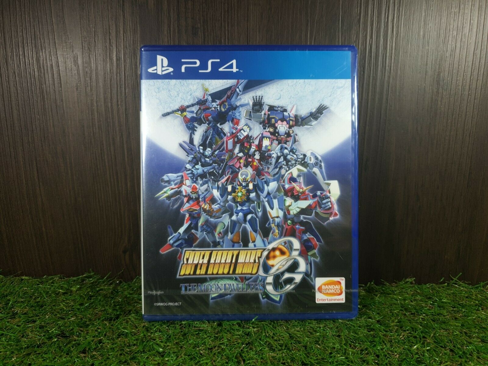 (ASIA ENGLISH VERSION) PS4 Super Robot Wars OG The Moon Dwellers (Brand New)