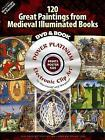 120 Great Paintings from Medieval Illuminated Books by Carol Belanger Grafton (Mixed media product, 2008)