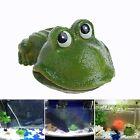 Aquarium Frog Air Bubble Bubbling Stone Oxygen Pump Fish Tank Ornament Decor Hot