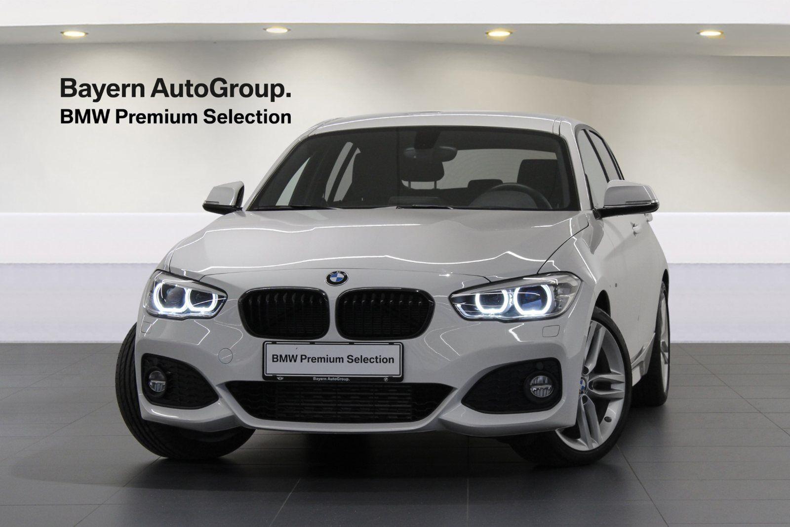 BMW 120d 2,0 aut. 5d - 369.900 kr.
