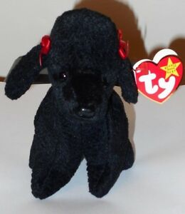 Ty Beanie Baby ~ GIGI the Black Poodle Dog (6 inch) MWMT 8421041916 ... b9886c537125