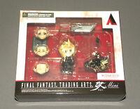 Final Fantasy Trading Arts Mini Cloud Strife Square Enix Figure 3 W Motorcycle