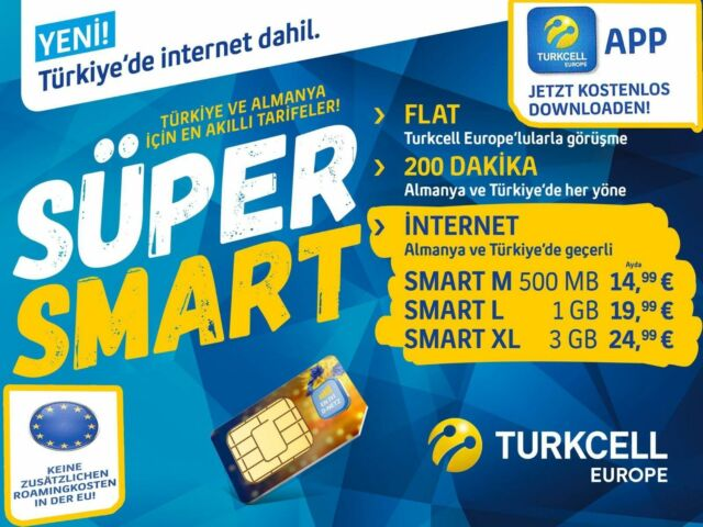 Turkcell Sim Karte
