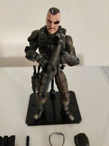 GI Joe Classified- Cobra Island- Major Bludd action figure (loose)