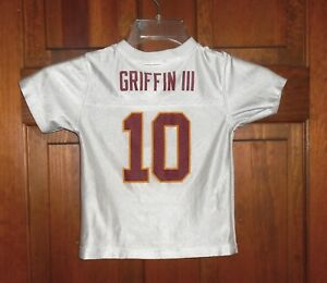 GRIFFIN III RG3  10 Washington Redskins NFL Vintage Football Jersey ... 37dc27cd1