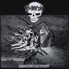 Embryo/Stigmata - Damnatory Cacophony/Deceived Minds, 1991 (Swe), CD