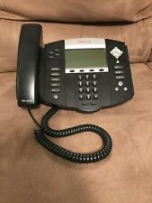 Tested Polycom Soundpoint Ip550 Voip Digital Telephones
