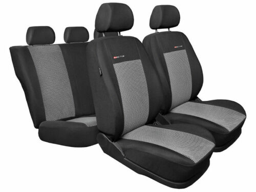 TAILORED SEAT COVERS FOR FORD FOCUS Mk2 FULL SET