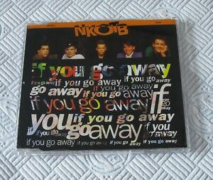 New-Kids-On-The-Block-If-You-Go-Away-MINT-Cd-Single-NKOTB
