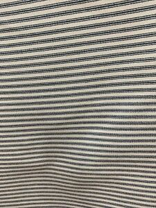 Railroaded-Blue-Offwhite-Ticking-Stripe-Upholstery-Fabric-54-By-The-Yard