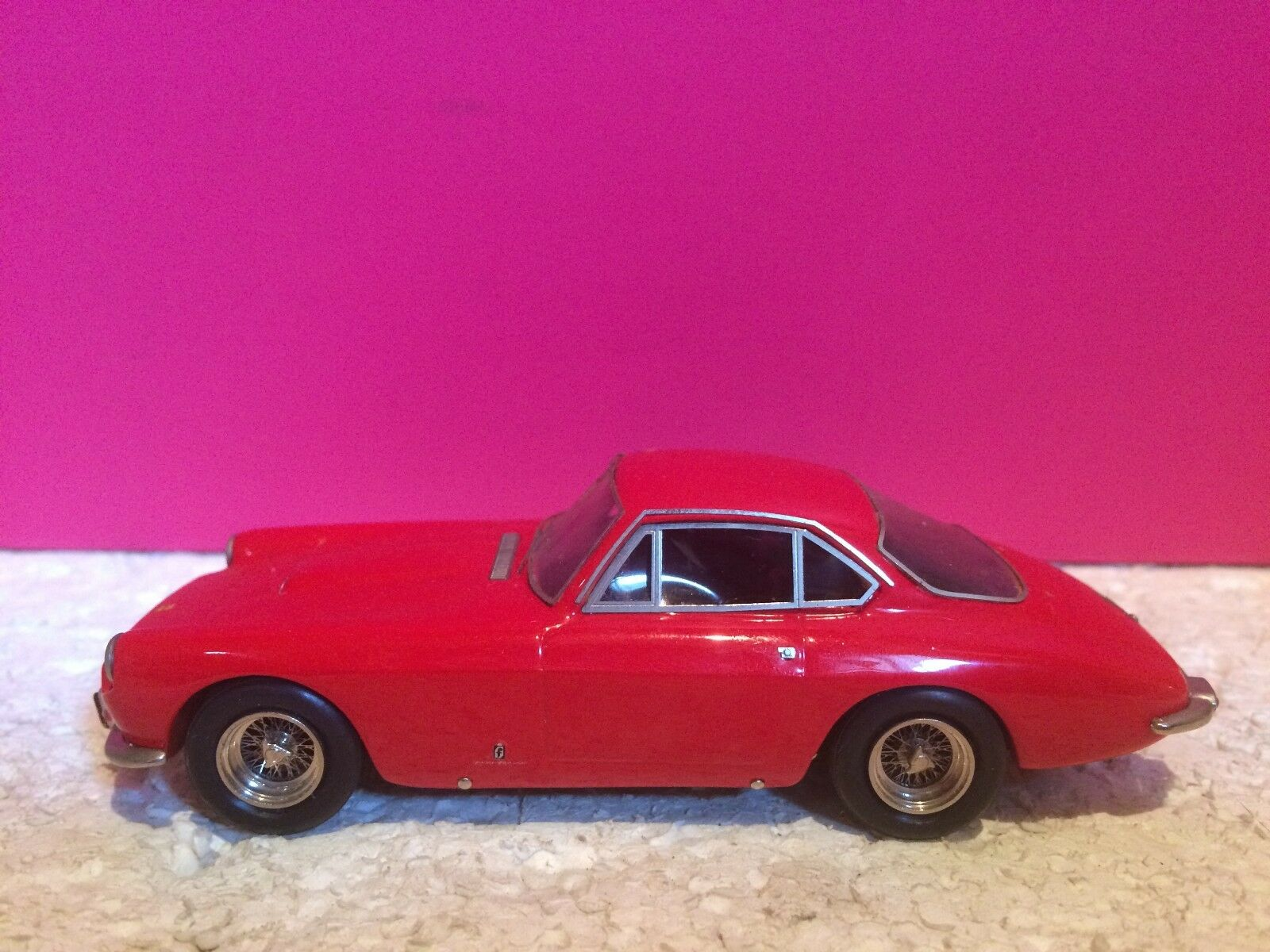 BBR SUPERBE KIT MONTÉ FERRARI 250 GT PININFARINA 1960 EN BOITE 1 43 W2