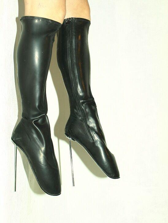 Tacón alto, botas ballet botas Talla 36-47, apartado 21cm hallegado Poland