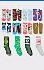 Women/'s Shoe Size 4-10 Marvel 15 Days of Socks Advent Calendar