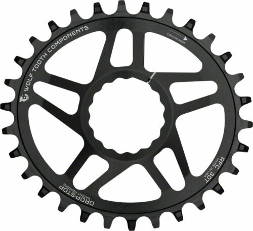 Wolf Tooth Elliptical Chainring 28T Boost for RaceFace Cinch Direct Mount