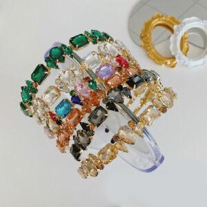 Luxury-Gem-Baroque-Headband-Diamond-Geometric-Hairband-Hair-Accessories-Hairwear