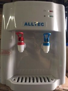 ALLTEC Bench Top Water Dispenser Hot & Cold Temperature Water - Water Cooler