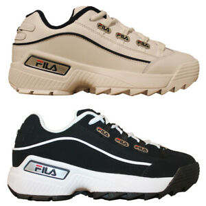 mens fila hometown disruptor chunky outsole training