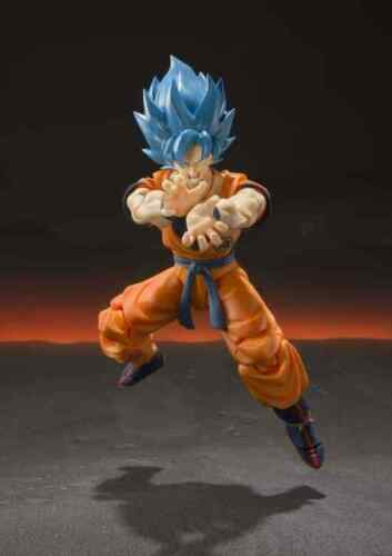 Figuarts Dragon Ball Super-Super Saiyan God Super Saiyan Goku Bandai S.H